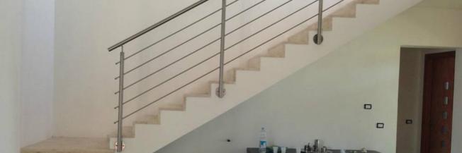 Perché installare parapetti e ringhiere su misura in acciaio