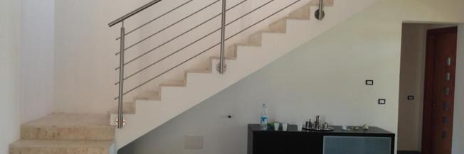 Ringhiera ringhiere per scale e balconi - Ringhiera scala esterna ...