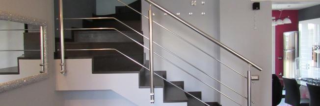 Come scegliere le ringhiere per le scale interne
